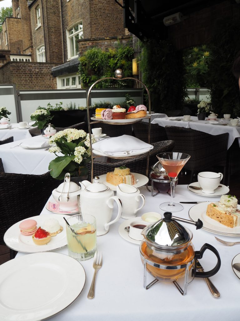 Courthouse Hotel London Afternoon Tea Review