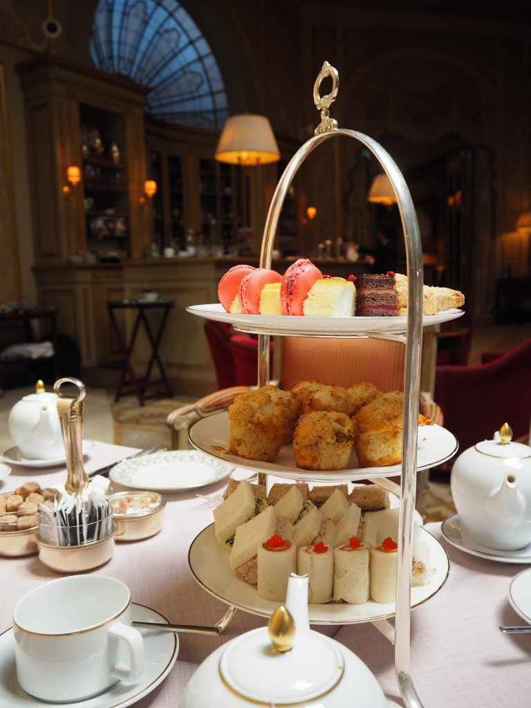 Afternoon Tea At El Palace Hotel Barcelona Review