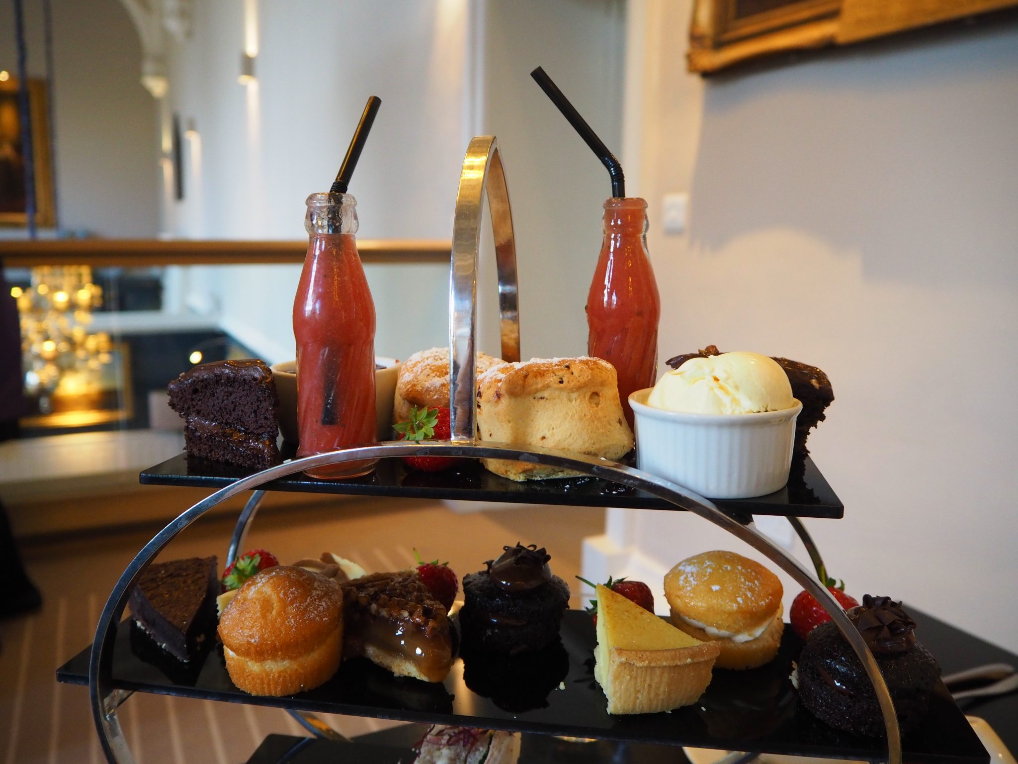 Ampersand Hotel Afternoon Tea Review
