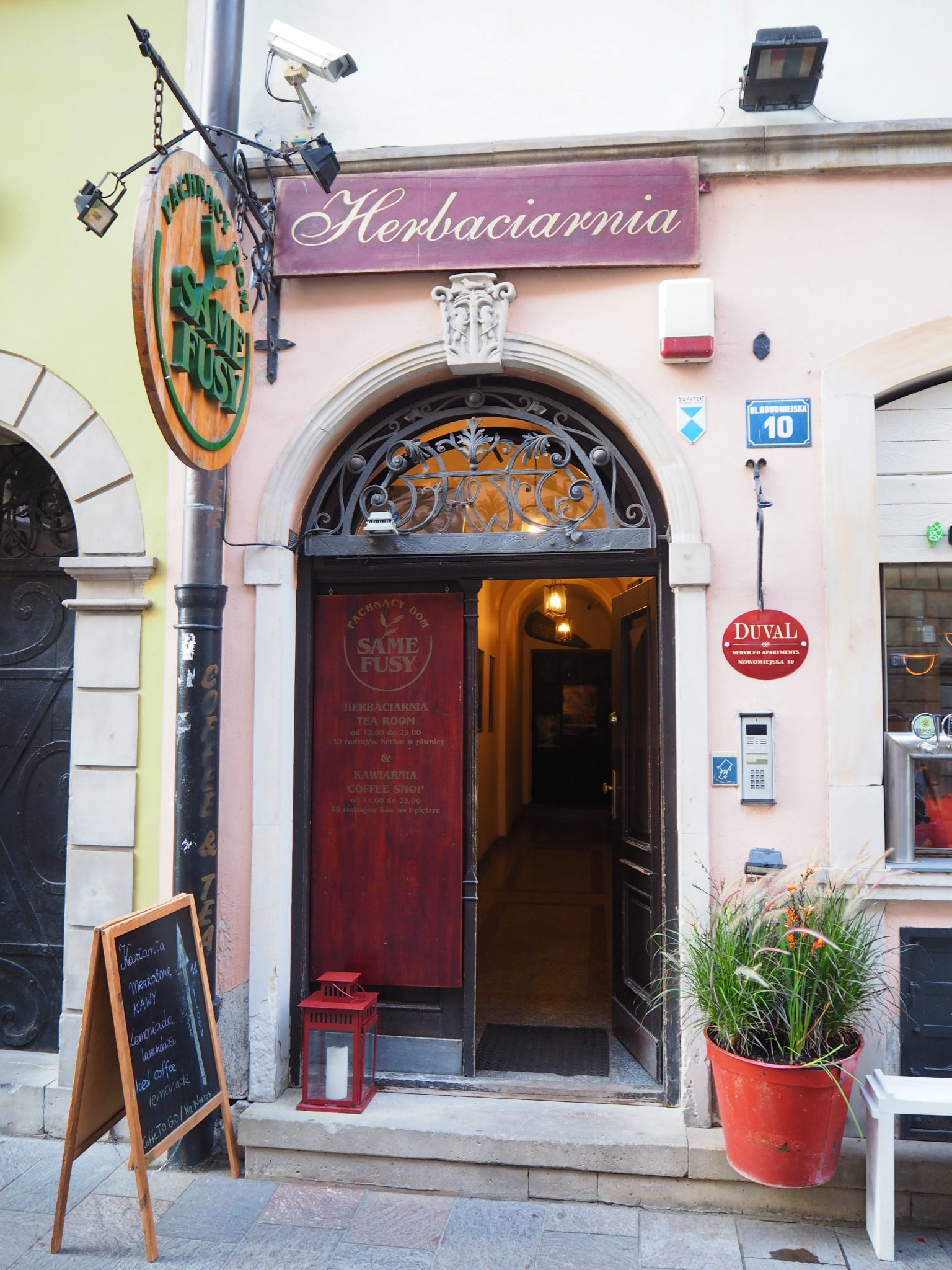 the best tea rooms in warsaw poland sam s travels food reviews