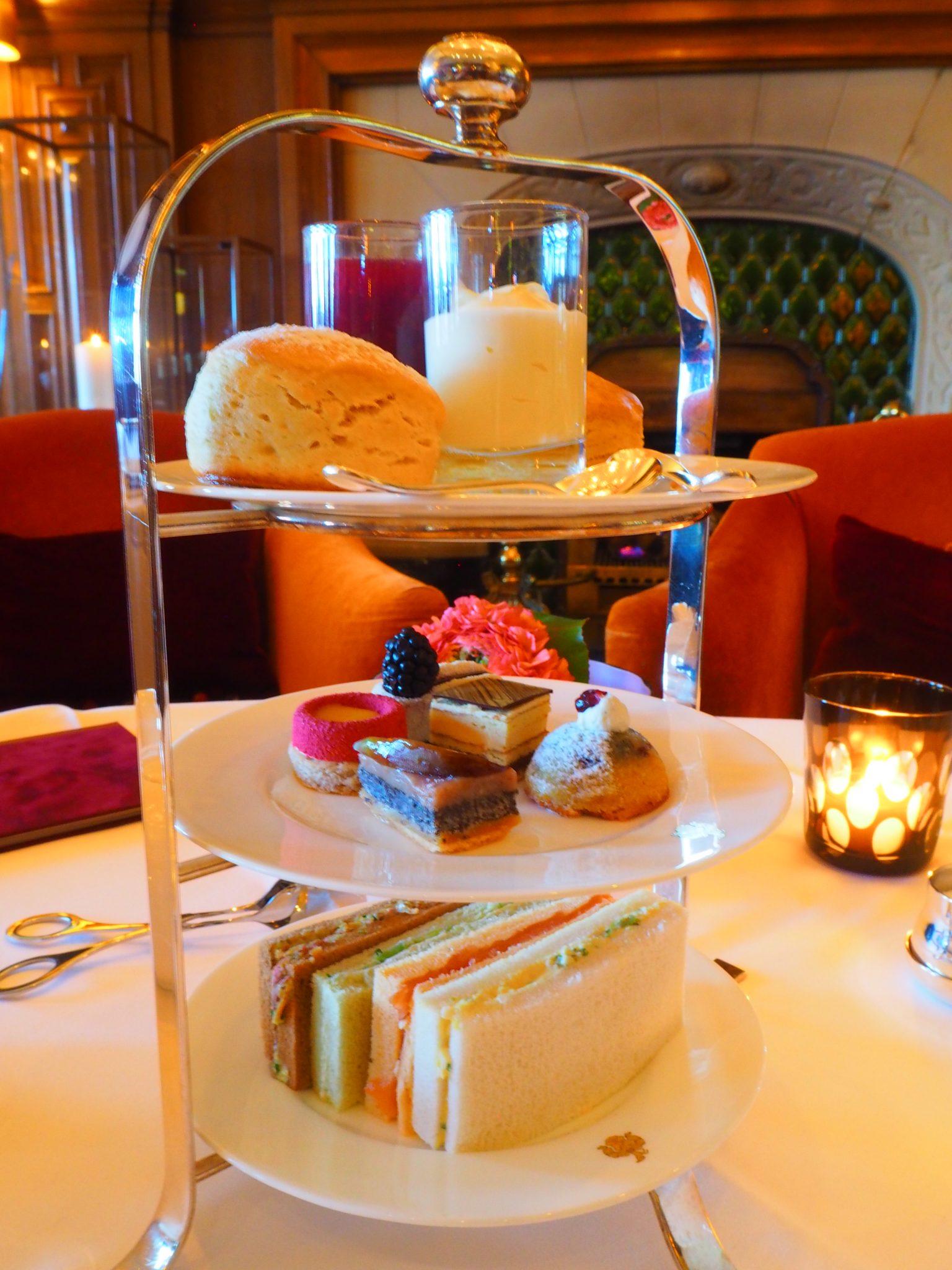 Afternoon Tea at The Fairmont Vier Jahreszeiten Hamburg – Review