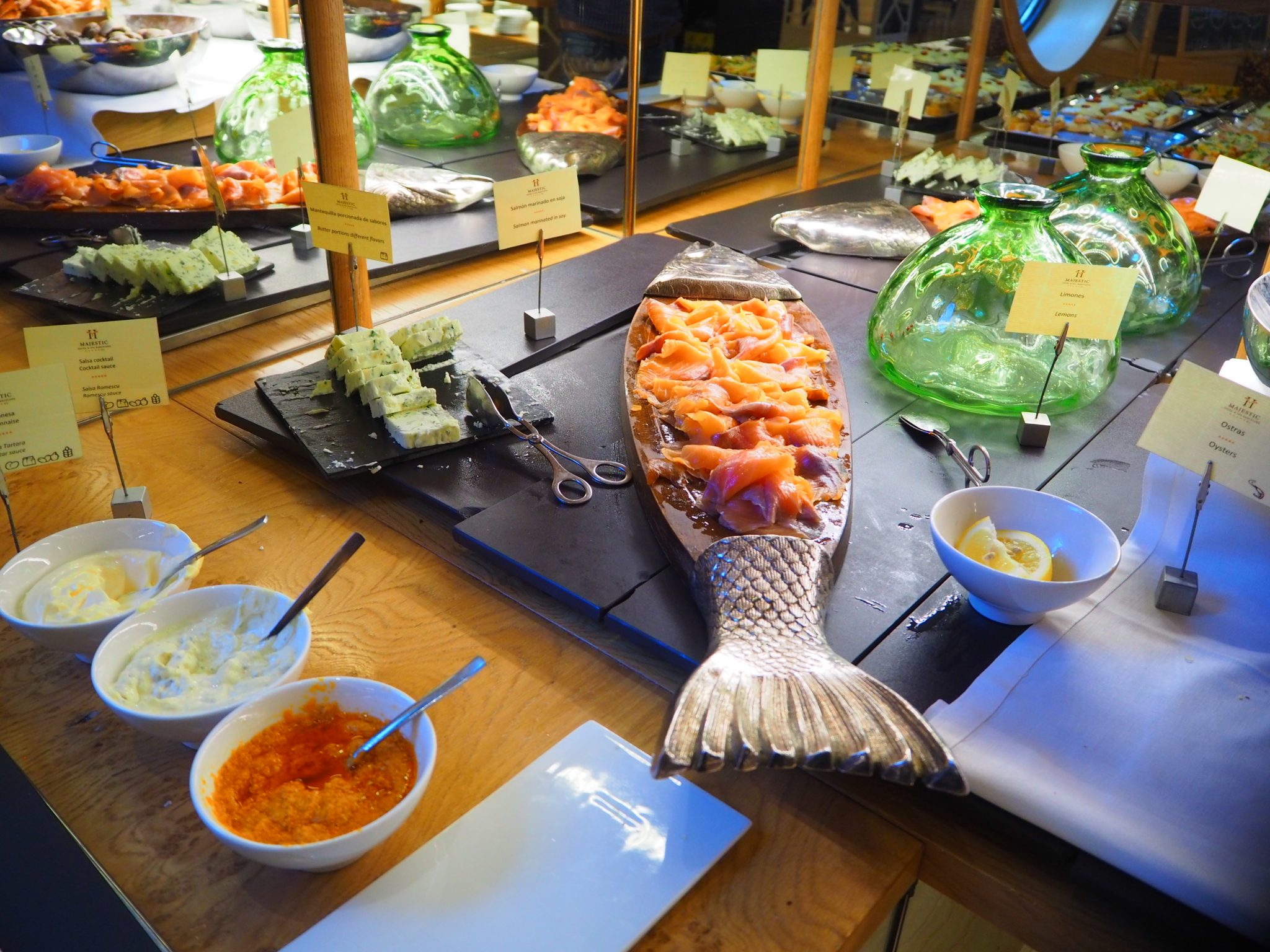 Champagne Brunch At The Majestic Hotel Spa Barcelona Review