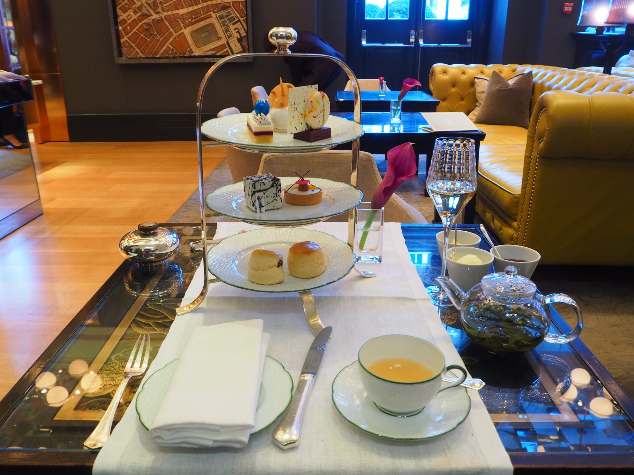 Art Afternoon Tea at The Rosewood London - 2017 Review