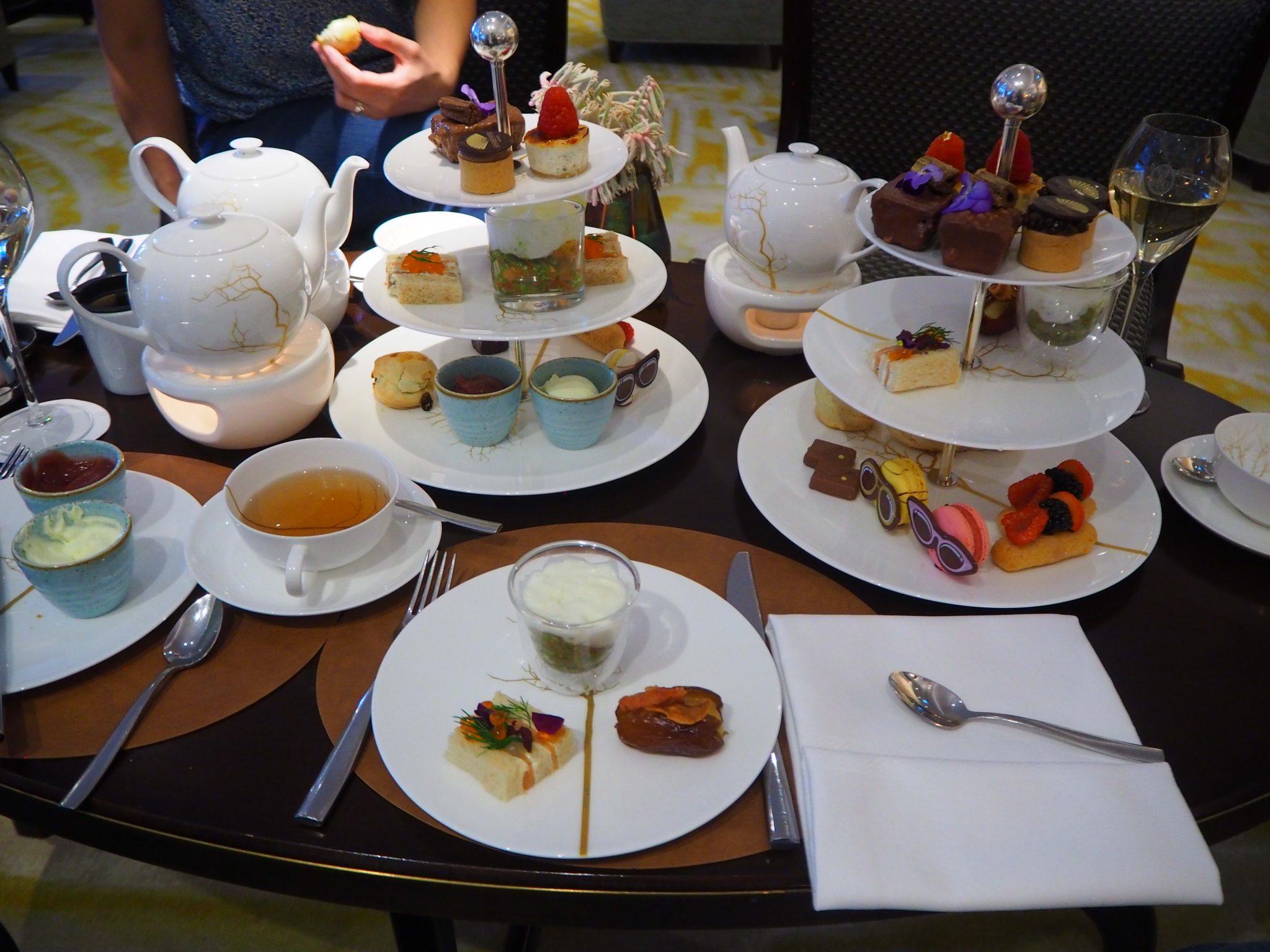prix d'usine e3aa6 da81a Afternoon Tea at the Mandarin Oriental Munich – Review